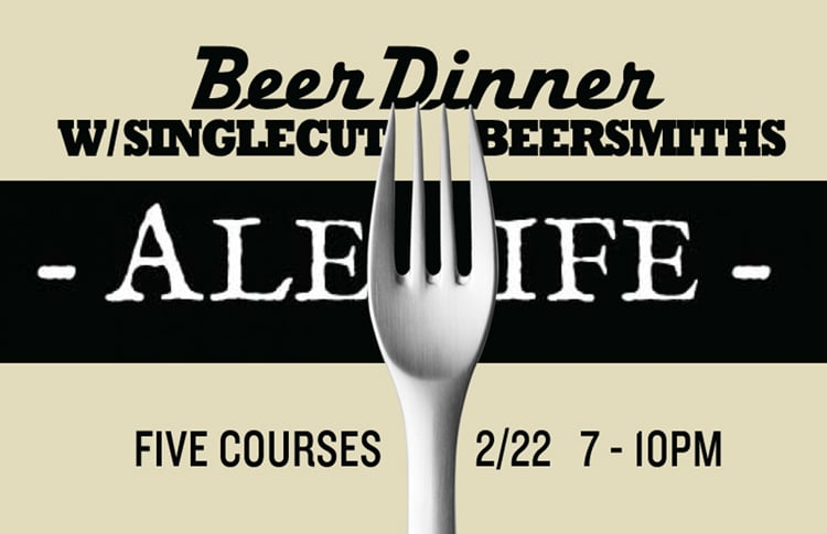 ALEWIFE DINNER POSTER SMALL