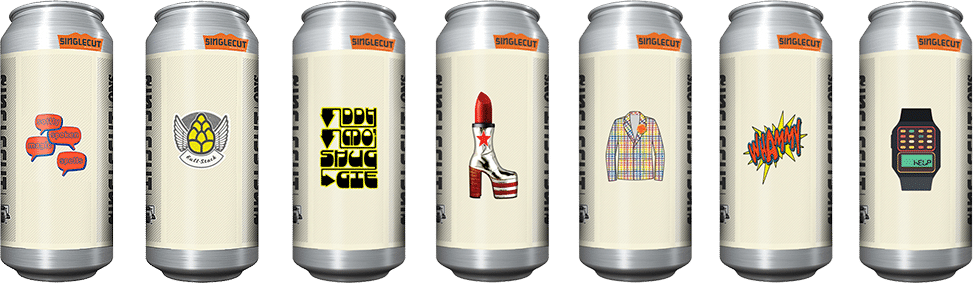 Take Away Cans